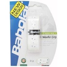 Balles de tennis accessoires -BABOLAT BABOLAT WOOFER GRIP BLANC BLEU