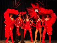 REVUE MOULIN ROUGE