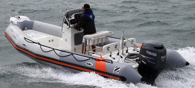 zodiac pro open 650 bateau neuf sur sillage nautisme. Black Bedroom Furniture Sets. Home Design Ideas