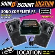 LOCATION SONO F2