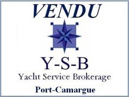 achat vente AMEL SUPER MARAMU 1997 avec place de port par Y-S-B au Grau du Roi et Port-Camargue