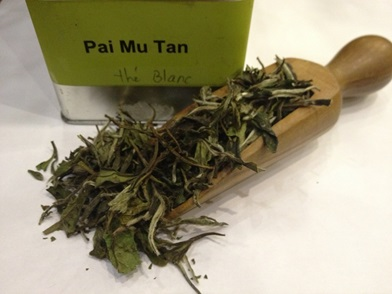 Pai Mu Tan - 100g