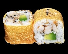Maki Jaune Poulet Sesame Avocat Mayonnaise