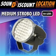 LOCATION MEDIUM STROBE 50 LED