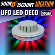 LOCATION UFO LED