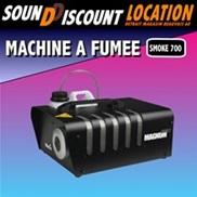 LOCATION MACHINE A FUMÉE 700W