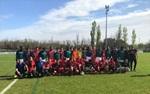 Actualité:Sélection Régionale Football