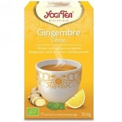 infusion Gingembre citron Yogi Tea