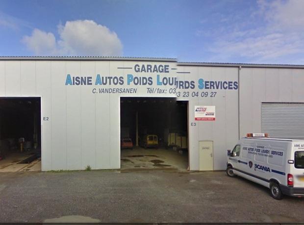 Xl pneus nos garages partenaires for Garage poids lourds angers