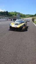 Pilotage 30 Tours Ginetta G55 GT4