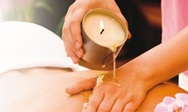 MASSAGE A LA BOUGIE EN DUO