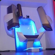 Bronzage avec UV