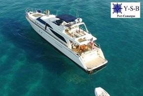 Yacht Service : vente de GUY COUACH 2100 FLY spécialiste de Grande Plaisance
