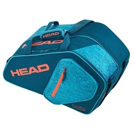 HEAD CORE PADEL COMBI BLEU/ORANGE