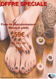 Offre spéciale semi permanent