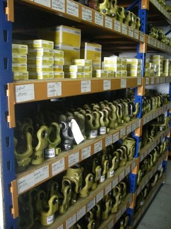 Cardans Bochet Transmission agricole : stock