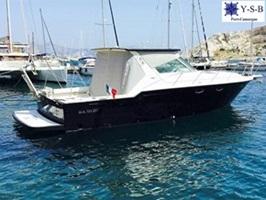 achat vente TIARA 36 OPEN par Y-S-B au Grau du Roi et Port-Camargue