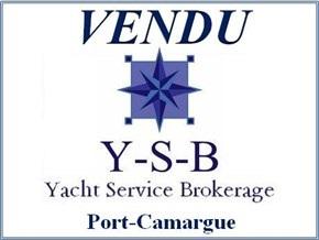 Yacht Service : vente de JEANNEAU MERRY FISHER 805 spécialiste de Bateaux Moteurs
