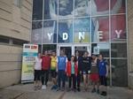 Actualité:Stage Athlétisme  Sport Adapté  Jeunes