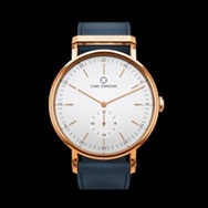 Ryolit White Deluxe Rose Gold 36mm