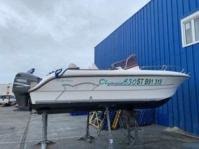 Yacht Service : vente de OCQUETEAU OLYMPIO 630 spécialiste de Bateaux Moteurs