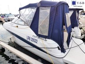 Yacht Service : vente de FOUR WINNS 248 Vista spécialiste de Bateaux Moteurs