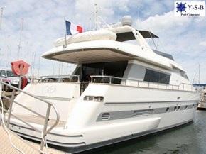 Yacht Service : vente de SAN LORENZO spécialiste de Bateaux Moteurs