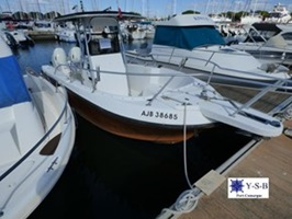 achat vente MAKO OPEN 252 par Y-S-B au Grau du Roi et Port-Camargue