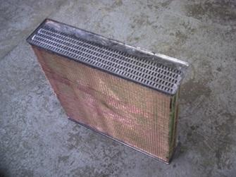 Cardans Bochet Réparation radiateurs : Reparation de radiateur