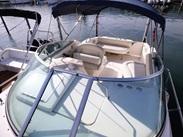 Majesty : vente de SEA RAY 270 SUNDANCER spécialiste de Bateaux Moteurs