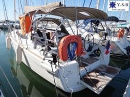 achat vente SUN ODYSSEY 349 par Y-S-B au Grau du Roi et Port-Camargue