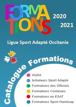 Actualité:Catalogue de Formations 2020 / 2021