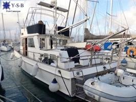 achat vente GRAND BANKS 42 CLASSIC par Y-S-B au Grau du Roi et Port-Camargue