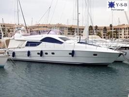 achat vente RAFFAELLI MAESTRALE 52 par Y-S-B au Grau du Roi et Port-Camargue