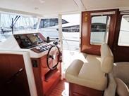 Majesty : vente de BENETEAU SWIFT TRAWLER 42 spécialiste de Bateaux Moteurs