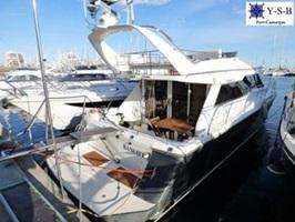 achat vente PRINCESS 48 FLY par Y-S-B au Grau du Roi et Port-Camargue