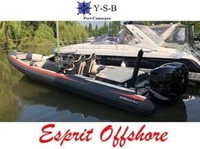 Yacht Service : vente de BERNICO RX9 / 2 x 350R VERADO spécialiste de Bateaux Moteurs