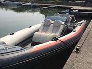 Majesty : vente de BERNICO RX9 / 2 x 350R VERADO spécialiste de Bateaux Moteurs