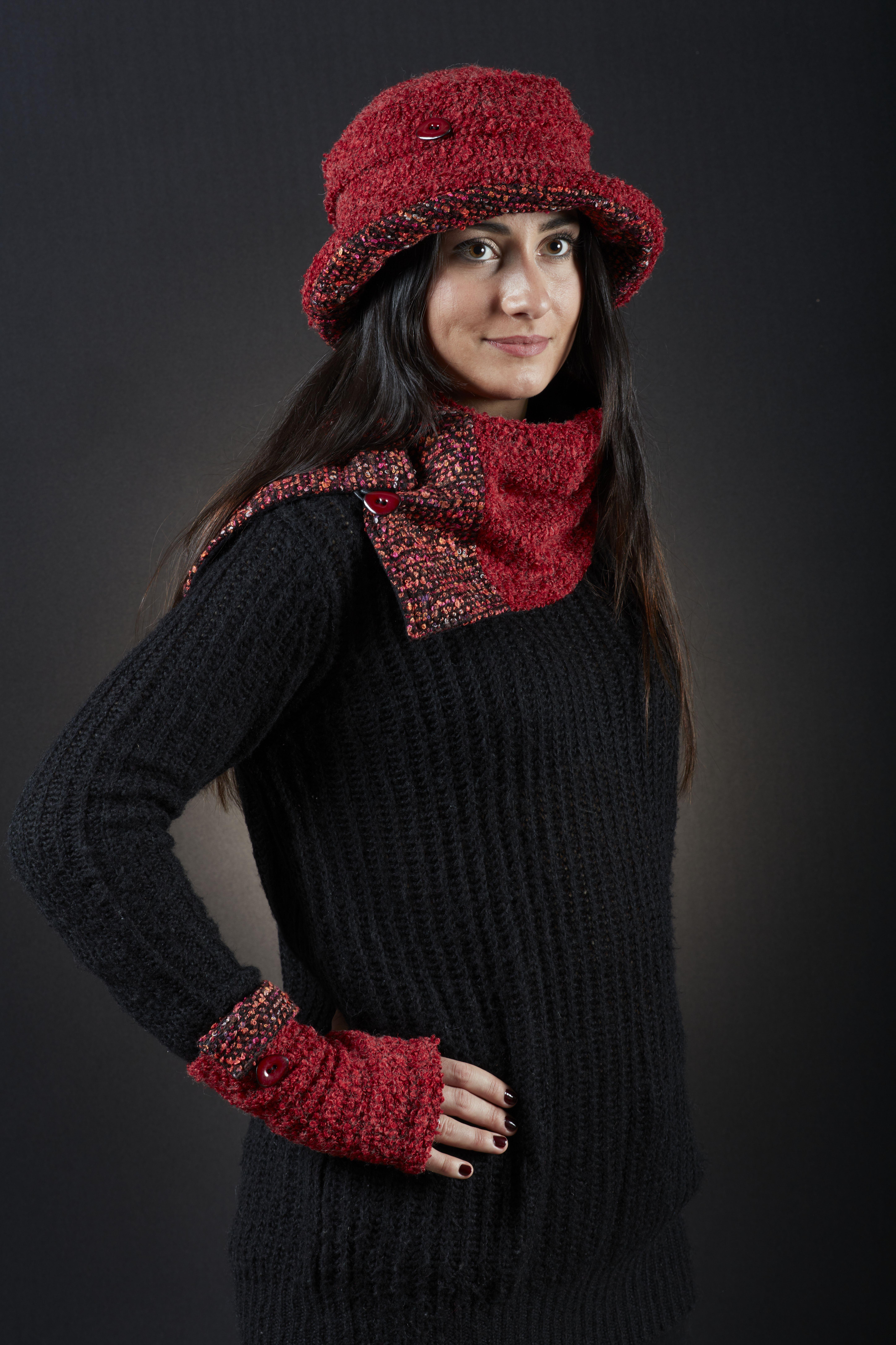 Chapeau femme MTM - Agape Marron