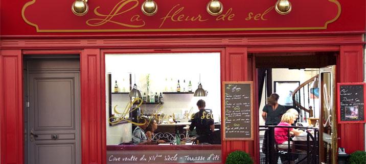 La Fleur De Sel Restaurant A Crepy En Valois