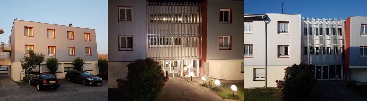 résidence hotelière - Bordeaux