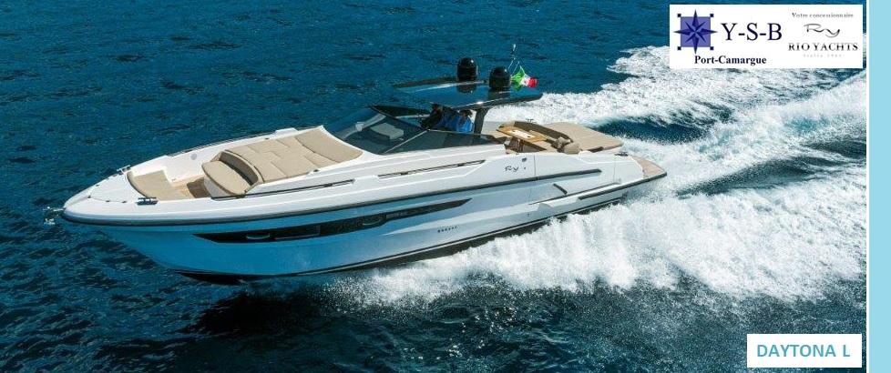 YSB achat vente de bateaux neufs ocasions Grau du Roi