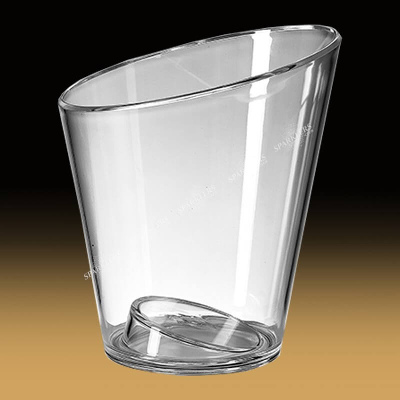 Vasque à champagne transparente Acrylic (petit modèle)