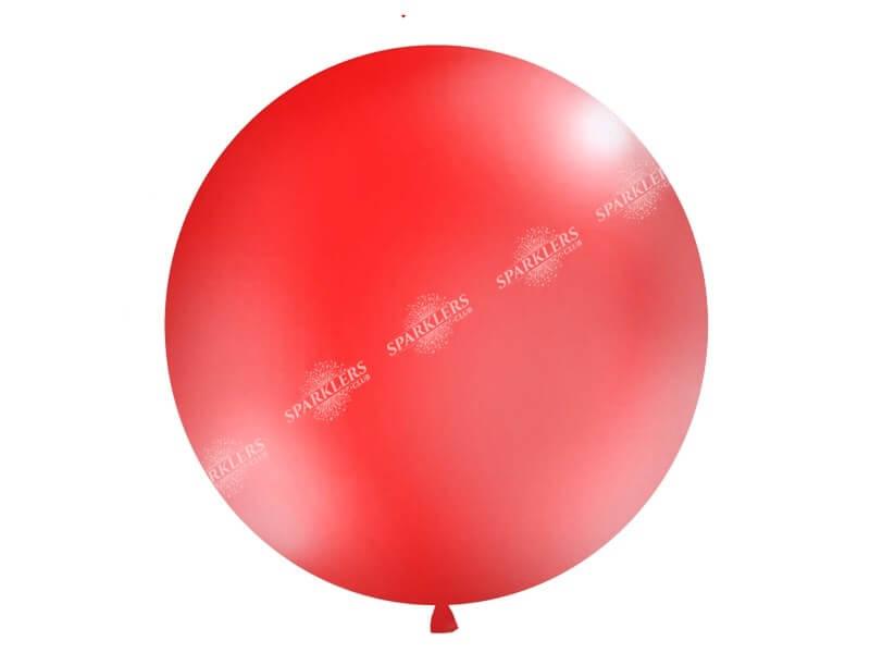 Ballon géant 100cm Rouge