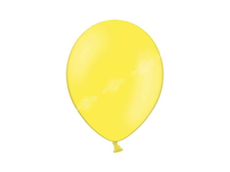 Lot de 100 Ballons jaunes