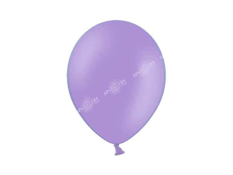 Lot de 100 Ballons Violets