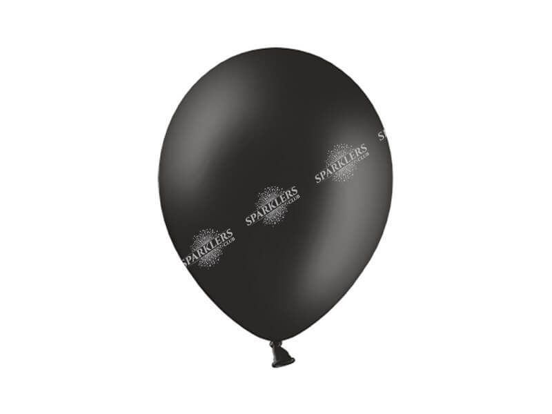 Lot de 100 Ballons Noirs