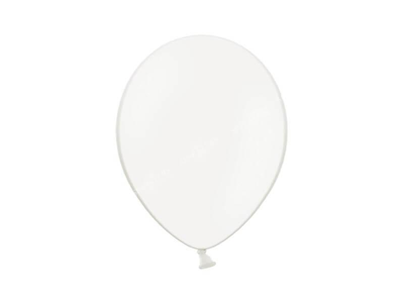 Lot de 100 Ballons blancs