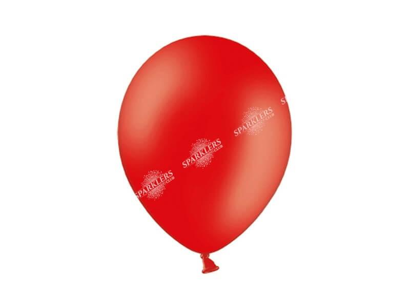 Lot de 100 Ballons Rouges