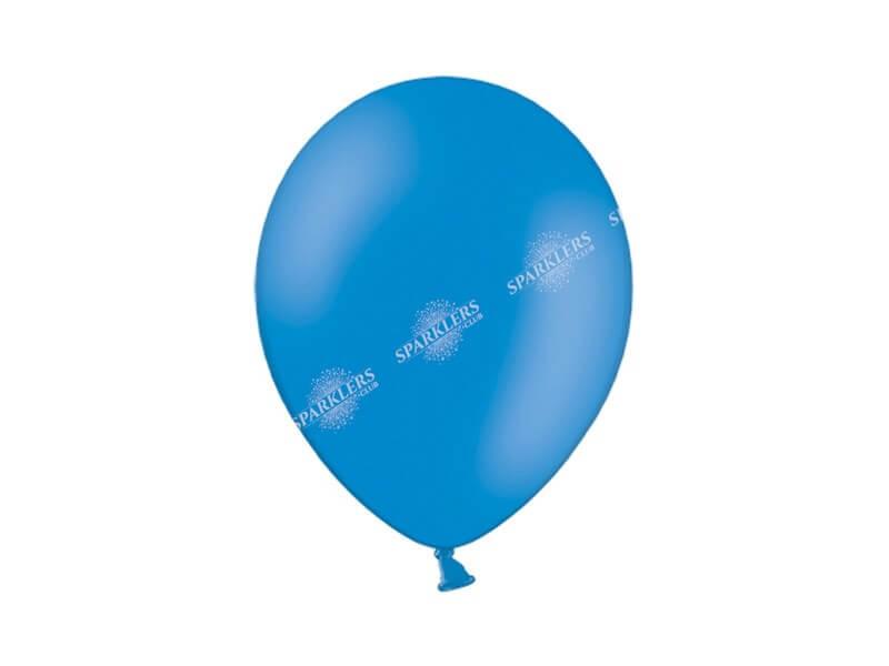 Lot de 100 Ballons Bleus